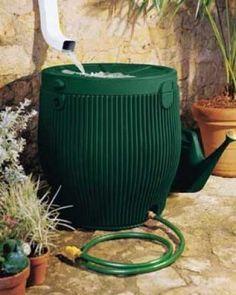 14 Diy Rain Barrel Ideas To Solve Watering Problem Of Your Garden