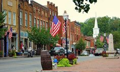 "Nearby historic Jonesborough is ""Tennessee's Oldest Town"".  Enjoy shopping, dining and entertainment all on Main Street of this iconic Northeast TN town."