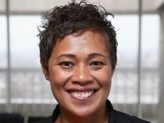 Monica Galetti, one of my all time favourite chefs! Simply amazing, strong, talented human being....