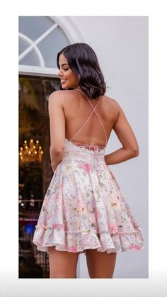 Costa, Backless, Dresses, Fashion, Vestidos, Moda, Fashion Styles, Dress, Dressers