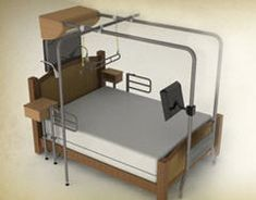 Granny pods with loft Granny Pod, Alzheimer's And Dementia, Elderly Care, New Beds, Senior Living, Disability, Bunk Beds, Toddler Bed, New Homes