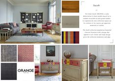 Coming Soon page Style Français, Coming Soon Page, Rugs, Design, Collection, Home Decor, Nice Furniture, Barn, Stripes
