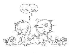 rain kittens   Flickr - Photo Sharing!