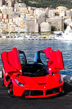 Ferrari LaFerrari- Via  ~LadyLuxury~