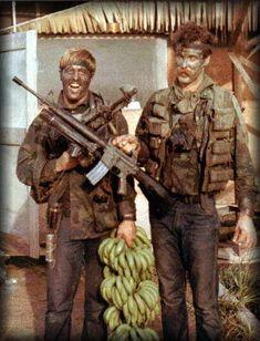 lrrp teams in vietnam | Vietnam war era pics of special units, LRRPS, MACV SOG,AATV,SEALS,FFL ...