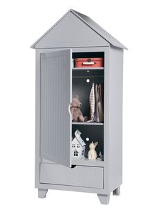 Divers on pinterest bebe changing tables and nurseries for Armoire penderie chambre