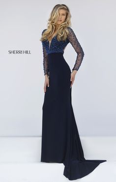 403c8262d9009 74 Best Prom Dresses Long With Sleeves images in 2019 | Elegant ...