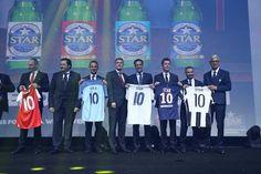 El Real Madrid brindará con cerveza Star Lager hasta 2021