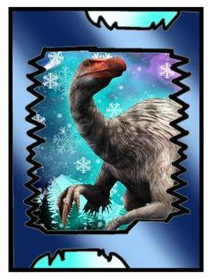 deinocheirus Cool Pokemon Cards, Dinosaur Coloring Pages, Dinosaur Cards, Dinosaur Pictures, Arabic Alphabet, Dinosaur Birthday, Jurassic World, Prehistoric, Habitats