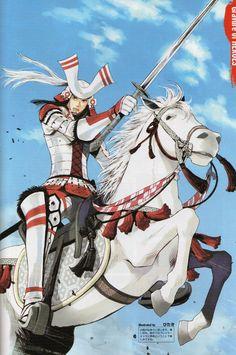 Sengoku Basara: White Horseman