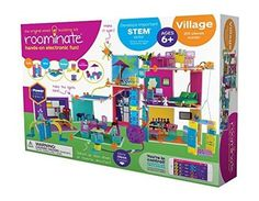 Shop by Brand, Roominate® Christmas 2016, Christmas Presents, Building Systems, Take Apart, Make It Yourself, Toys, Create, How To Make, Fun