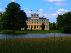 Schloss Wörlitz Gartenseite