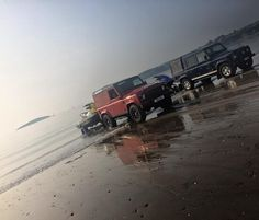 1st ones on the water #Abersoch #LandRoverDefender #ThePortLife by dansmith1994 1st ones on the water #Abersoch #LandRoverDefender #ThePortLife