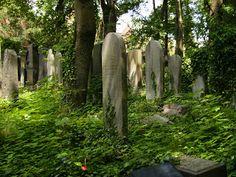 El cementerio judío de Berlín.