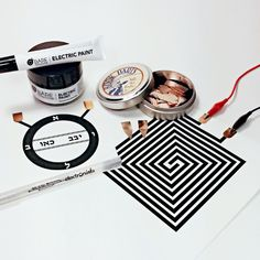 Book Darts for Conductive Paint/Ink « hyperRitual