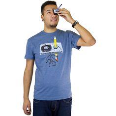 Iriedaily Bandsalat T-Shirt steel melange ★★★★★