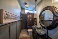 industrial bathroom doors - Google Search