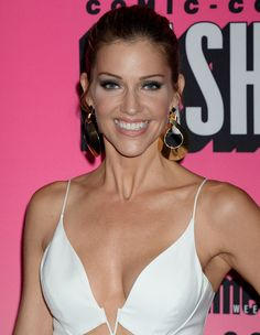 Tricia Helfer - Entertainment Weekly's Comic Con Bash in San Diego - 7/23/16