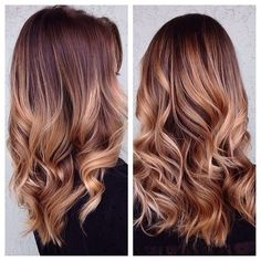 highlight colors for dark brown hair - Google Search