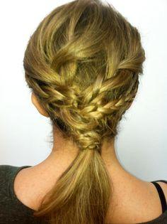 Prom Hair @Susan Todd