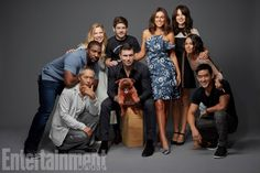 Marvel Television for Entertainment Weekly at SDCC 2017 Man Movies, Comic Movies, Marvel News, Marvel Comics, Marvel Television, Serinda Swan, Anson Mount, Iwan Rheon, Comic Con