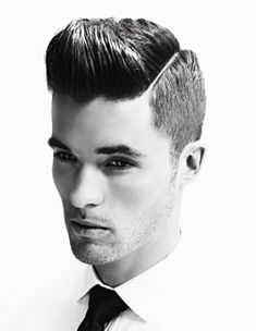 Love this !!! If only I could talk justin into it    The Top Men's Hairstyling Trends for 2013