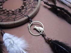 TheInnerCat's Dream Catchers #005 by TheInnerCat