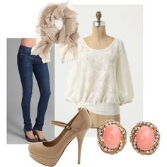 like this outfit...cute for everyday or going out