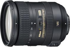 Nikon AF-S DX Nikkor 18-200 mm f/3.5-5.6G ED VR II Lens