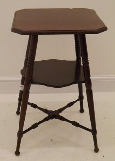 20th Century Occasional/Side table in Mahogany