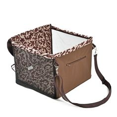 Free Shipping Pet Products Dog Seat Travel Accessories Puppy Dog Cat Carrier Travel Seat One Size Brown Color