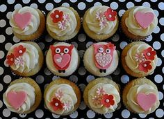 Collection of cupcake ideas :)