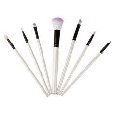 7pcs/set Women Facial Makeup Brushes Tool