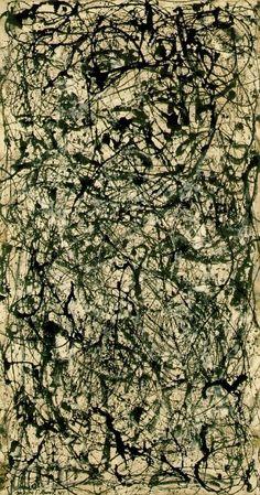 Number 26A, Jackson Pollock