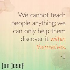 #JonJosefSpeaks