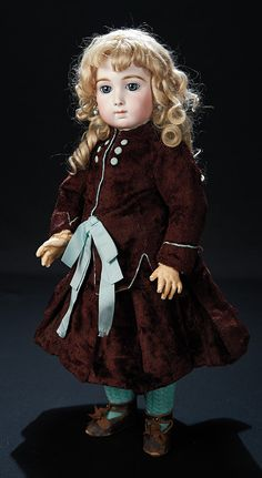 Sneak peek from Theriault's Let the Music Begin! doll auction. http://Theriaults.com
