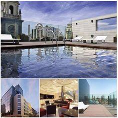 Reserva tus vacaciones en el Hotel Alfonso de Zaragoza y déjate seducir por sus increíbles vistas y la elegancia y sofisticación del hotel, diseñado por Pascua Ortega. ¿Has estado alguna vez?
