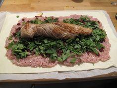 indbagt-mørbrad-1 Tapas, Steak, Pork, Food And Drink, Beef, Snacks, Kitchen, Kale Stir Fry, Meat