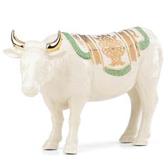8/21/2017. Lenox - First Blessing Nativity Standing Ox Figurine