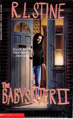 The Babysitter II by R.L. Stine  S/Hand - Paperback