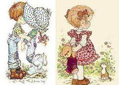 Resultado de imagem para desenho menina antiga