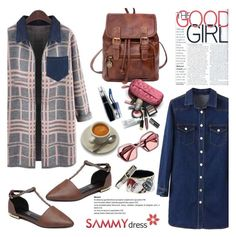 """SD"" by helenevlacho ❤ liked on Polyvore featuring sammydress"