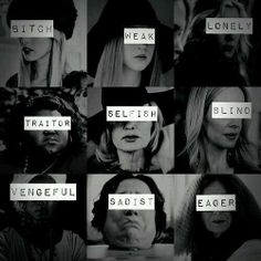 American Horror Story Coven Stereotypes | Follow @☪♈️~Maire For More Pins/Boards That Are Related To Your Current Search! Enjoy! |