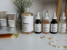 Discover how to build an easy but effective skincare routine with The Ordinary #beauty #beautyblog #beautyproducts #cosmeticos #skincare #theordinary #theordinaryskincare #cosmeticostheordinary