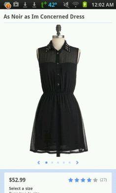 Modcloth #love that collar