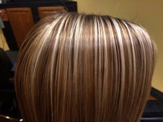 Gallery For > Natural Highlights And Lowlights For Brunettes