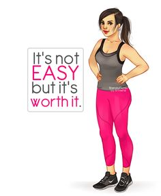 yup it's definitely worth it. Whether it's for weight loss or not, being fit and healthy is never a mistake