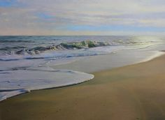 There's no other artist who can paint oceans with such lifelike accuracy - Matthew Cornell