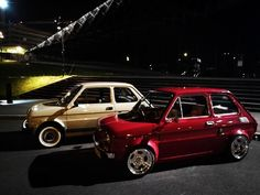 Image result for fiat 126 rims Fiat 126, Hobby Cars, Fiat Abarth, Small Cars, Eastern Europe, Hot Wheels, Cars And Motorcycles, Cool Cars, Classic Cars