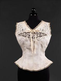 1900–1905 Corset Cover Met